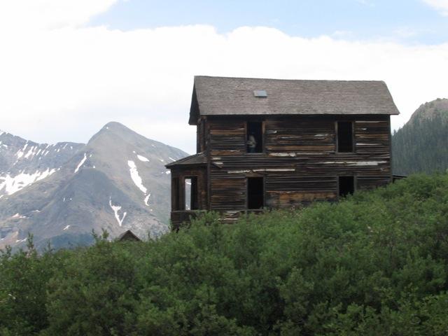 Black Bear Pass Colorado >> Animas Forks, Ghost Town, Colorado, San Juan Mountains ...