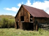 True Grit: The Ross Ranch filming location, Last Dollar Road, Colorado