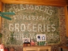 True Grit: Chambers Grocery sign, True Grit Cafe