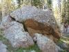 True Grit Filming Location: Sleeping Rock, Owl Creek Pass Summit, Colorado
