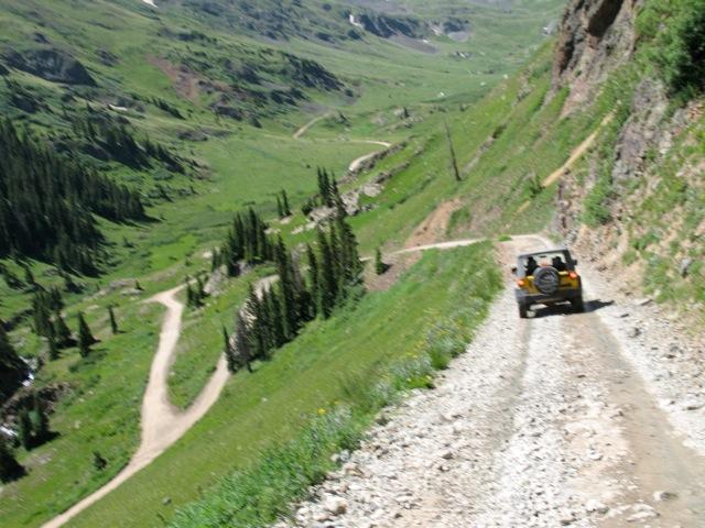 Black Bear Pass Colorado >> Cinnamon Pass, San Juan Mountains, Colorado, Offroad ...