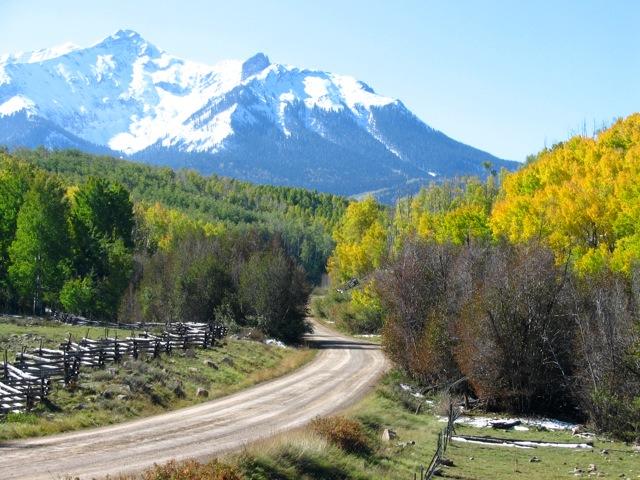 Black Bear Pass Colorado >> Last Dollar Road, San Juan Mountains, Telluride, Colorado ...